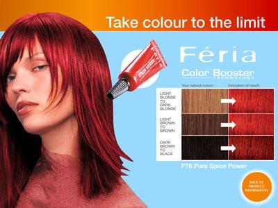 Fear-rah ^^ andrew feria hair dye fear-rah
